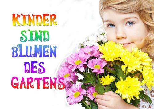 Сценарий дети цветы жизни