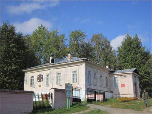 Поликлиника по главной улице