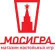 Мосигра. Логотип