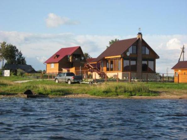 Купить дом на волге у воды недорого